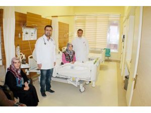 Adıyaman'da İlk Kez 'Minitorakotomi' Ameliyatı Gerçekleştirildi