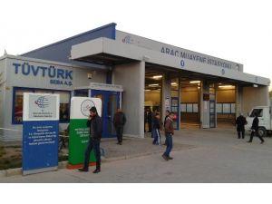 Araç Muayene İstasyonu Talebi