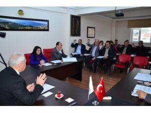 Lapseki Belediyesi Meclis Toplantısı