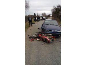 Akhisar'da Kaza: 2 Ölü