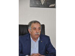 """ETSO Başkanı Paksoy: """"Esnafımız 2016'dan Umutlu"""""""