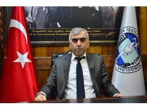Genel Maden İşçileri Sendikası Genel Başkanı Ahmet Demirci;