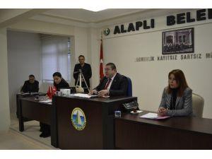 AK Partili Belediye Meclis Üyesi, Nuri Tekin'e Teşekkür Etti