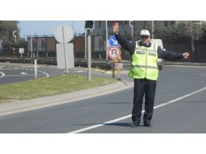 Ordu'da Trafik Cezaları Hız İhlalinden