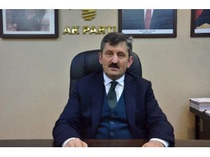 AK Parti İl Başkanı Zeki Tosun: