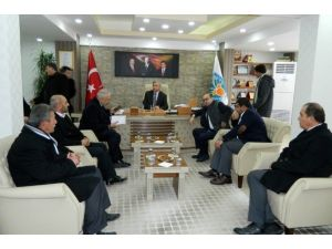 AK Parti Malatya Milletvekili Özhan, Doğanşehir'de