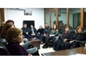 CHP Afyonkarahisar İl Teşkilatında Görev Dağılımı Yapıldı