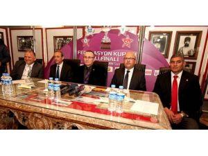 Tkbl Federasyon Kupası Basın Toplantısı Afyon'da Gerçekleştirildi