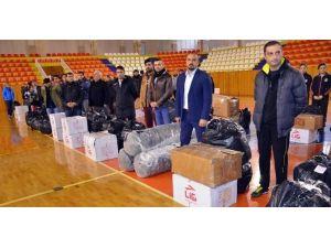 Tokat'ta Amatör Spor Kulüplerine Destek
