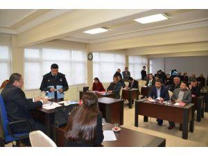 AK Partili üyeden CHP'li başkana kar teşekkürü
