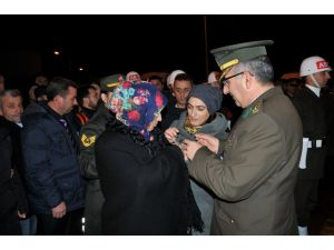 Şehit eşi Leyla Özdemir: Sen gidiyorsun ama oğlun geliyor