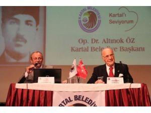 Mustafa Necati Kartal'da Anıldı