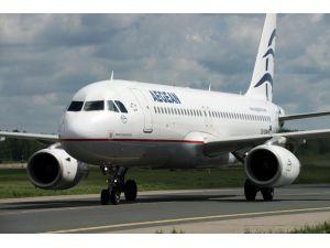 İsrailli yolcular, Filistinlileri uçaktan attırdı