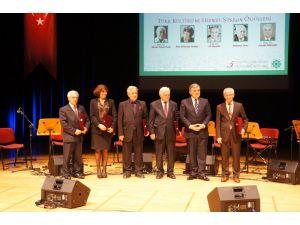 5. Türk Kültürüne Hizmet Şükran Ödülü sahiplerini buldu