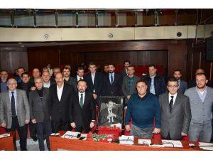 İzmit'te 2016 Yılının İlk Meclis Toplantısı Yapıldı