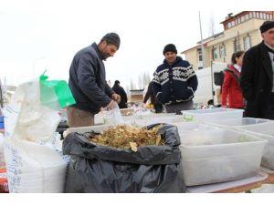 Soğuk Havalar Bitkisel Çaylara Rağbeti Artırdı