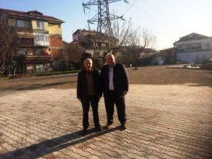 Belediyeden Yeşilova'ya Otopark Alanı