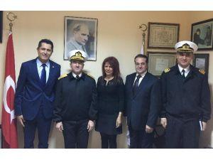 Mersin Deniz Müzesi'nde Ertuğrul Sergi Salonu Hazırlanıyor