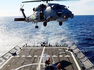 Türkiye'den Libya açıklarındaki gemiye operasyon