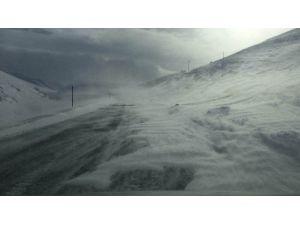 Van'da Kar Fırtınası