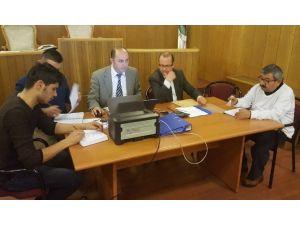 Çaycuma Belediye Kompleksi İhalesi Yapıldı