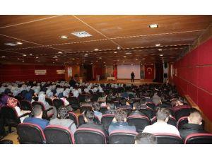 Abdurrahman Dilipak, Ümraniye'de Öğrencilerle Buluştu