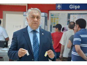 AK Partili Doğan: Kağıt biletlerimizi hazırlayalım mı?