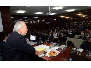 Belediye Meclisi'nin Ocak Ayı Toplantısı