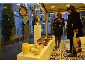 Çanakkale Seramiği'ne Giriş Sergisi Açıldı