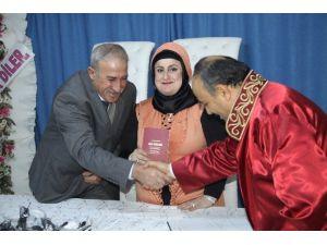 Beyşehir Belediyesi'nde 2015'de 543 Nikah Kıyıldı