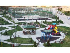 Park Ve Sosyal Tesis Alanları