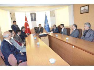 Palandöken Belediyesi'nde Sosyal Denge Sözleşmesi Yenilendi