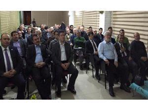 Bandırma'da Namazla Diriliş Konferansı Yapıldı