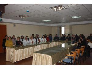 69.verem Eğitimi Ve Propaganda Haftası Toplantısı Düzenlendi