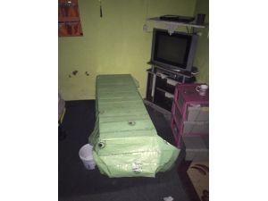 Cizre'de Terör Örgütünün Hastanesi Bulundu