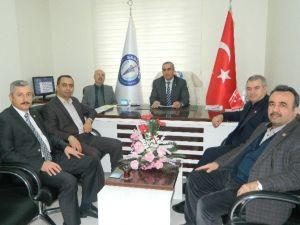 Sağlık-sen Malatya Şube Başkanı Mehmet Bingöl:
