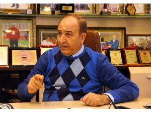 Mersin İdmanyurdu'nda Başkan Kahramanlı Görevi Bırakıyor