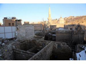 Talas Ali Saip Paşa Sokağı'ndaki Yarenevi restore ediliyor