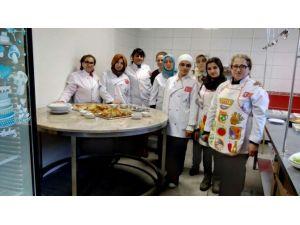 Kar-mek Mutfağında Yeni Lezzetler Keşfediliyor