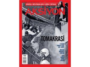 Yılın en iyi dergi kapaklarından üçü Aksiyon'un