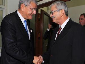 Bozkır: Kıbrıs sorunu uzun yıllar sonra çözülebilecek aşamaya geldi