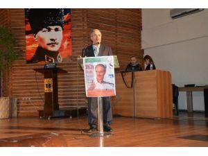 Eğitimci Yazar Ali Erkan Kavaklı Edremit'te Seminer Verdi