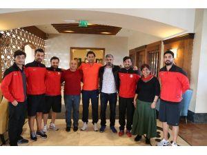 Van Büyükşehir Belediyespor 5 Oyuncu Transfer Etti