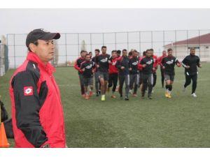 Yeşilyurtspor'da İkinci Yarı Hazırlıkları Başladı
