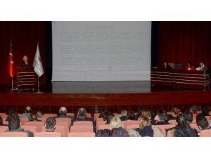 ESOGÜ'de Akademisyenlere Yönelik Temel İş Güvenliği Eğitimi