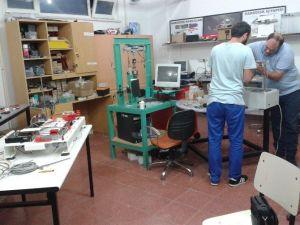Edremit MYO'dan Tekstil Sektörü İçin Yeni Cihaz