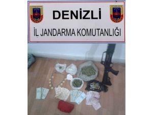 Jandarmadan Uyuşturucu Operasyonu: 9 Gözaltı