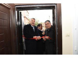 Akkapı Mahalle Muhtarlığı Binası Törenle Açıldı