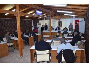 İznik Belediye Meclisi'nden Yılın İlk Toplantısı