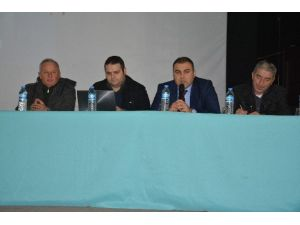 Görele Belediye Başkanı Tolga Erener, Vatandaşlara Çöp Konusunda Bilgiler Verdi